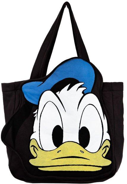 Bolso Negro 47 Street Donald