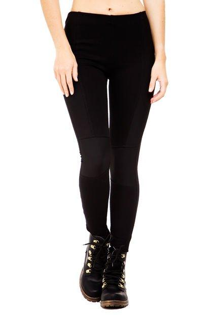 Pantalon Negro 47 Street Otto