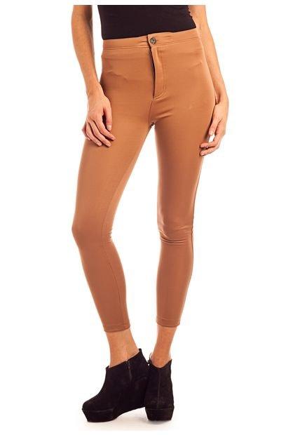 Pantalon Beige A.Y. Not Dead Naomi Future