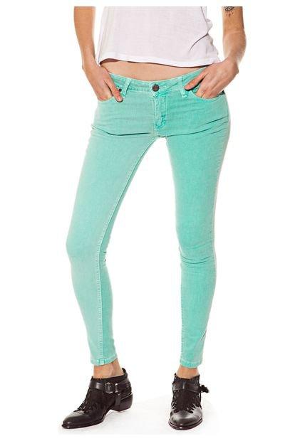 Pantalon Verde A.Y. Not Dead Color Worn
