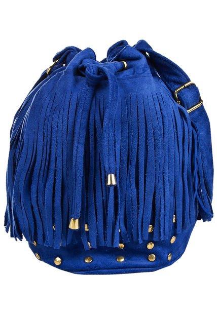 Bandolera Azul Aldei Bags
