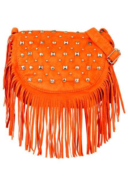 Bandolera Naranja Aldei Bags