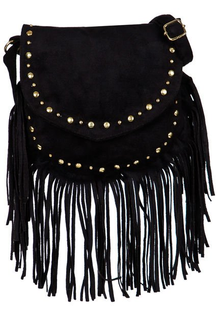 Bandolera Negra Aldei Bags