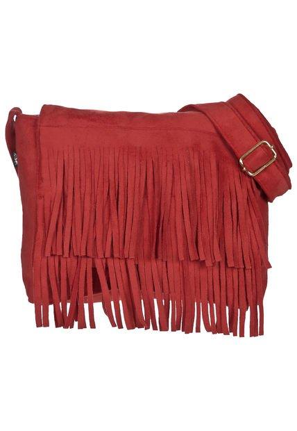 Bandolera Roja Aldei Bags