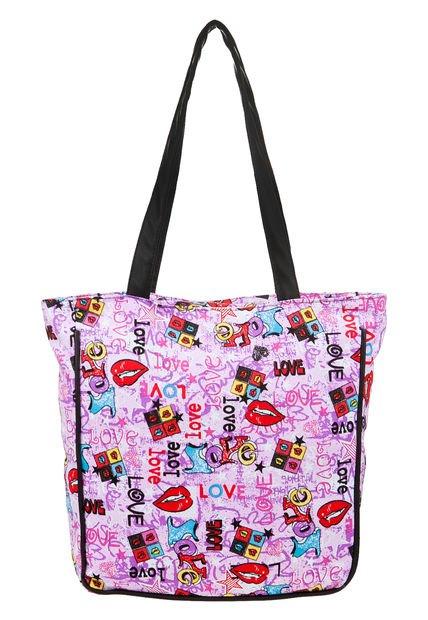 Bolso Rosa Aldei Bags