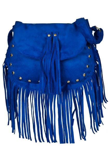 Cartera Azul Aldei Bags