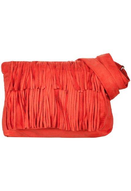 Cartera Naranja Aldei Bags
