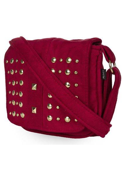 Cartera Roja Aldei Bags