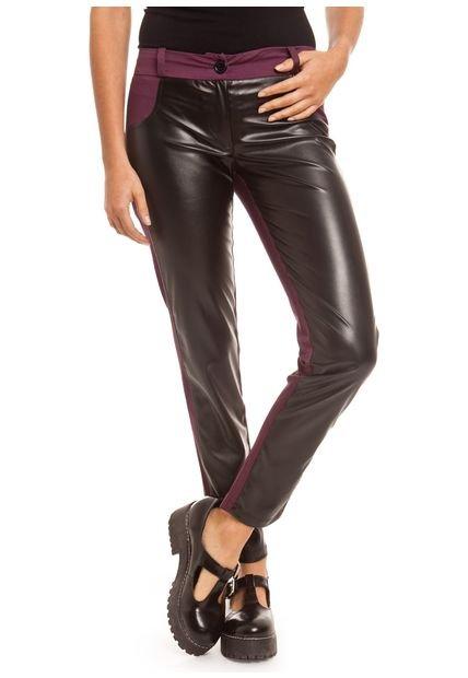 Pantalon Violeta Caekilia Nars