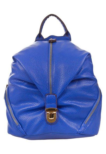 Mochila Azul Chenson