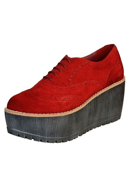 Zapato Rojo Chypre Emma