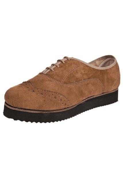 Zapato Suela Cianna Abotinado