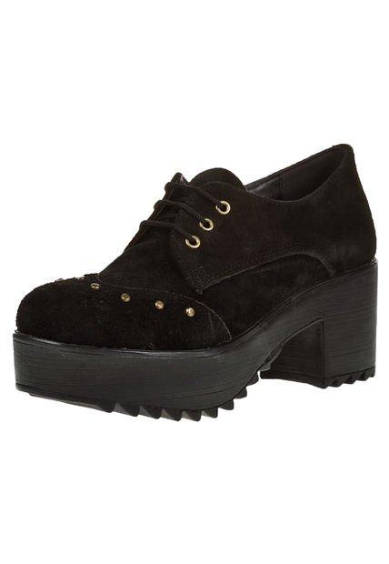 Zapato Negro Citadina Jimela