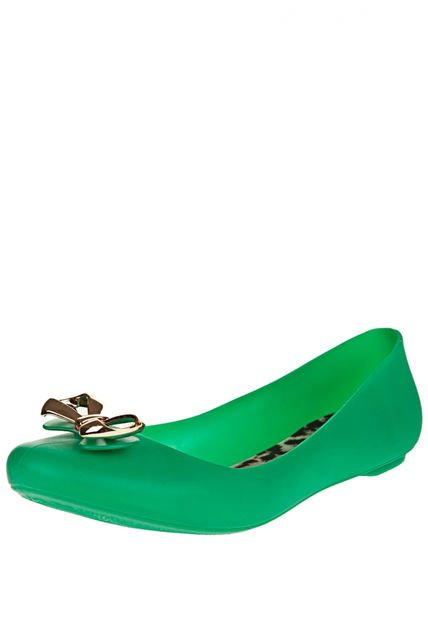 Balerina Verde Coca-Cola Shoes Champs