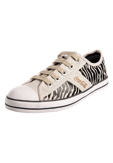 Zapatilla Animal Print Coca-Cola Shoes Los Angeles