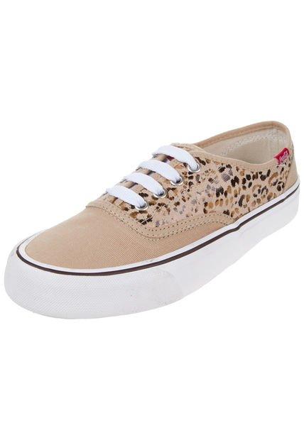 Zapatilla Beige Coca-Cola Shoes Kick Onca