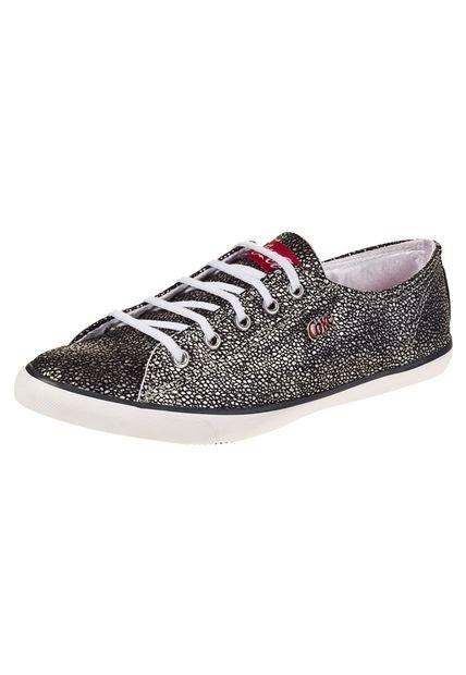 Zapatilla Negra Coca-Cola Shoes The Best Flock