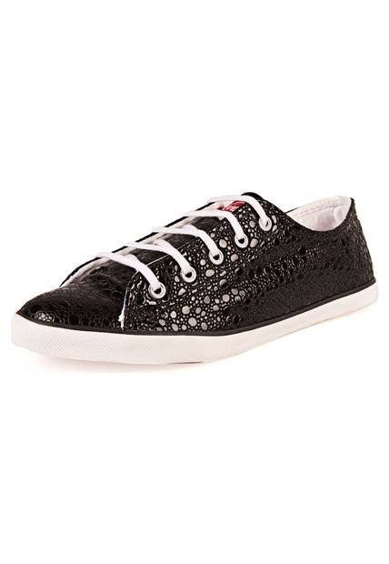 Zapatilla Negra Coca-Cola Shoes The Best Shine