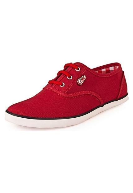 Zapatilla Roja Coca-Cola Shoes All Day