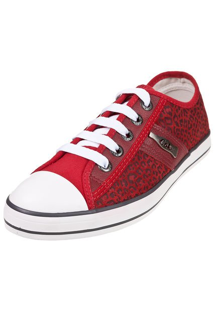 Zapatilla Roja Coca-Cola Shoes Los Angeles Onca New
