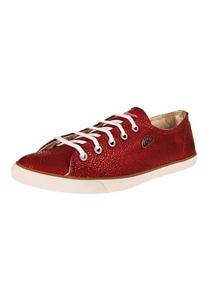 Zapatilla Roja Coca-Cola Shoes The Best Flock