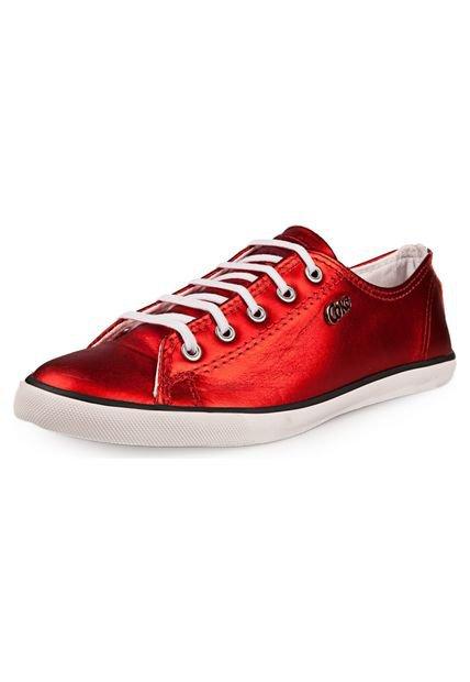 Zapatilla Roja Coca-Cola Shoes The Best Leather Metallic