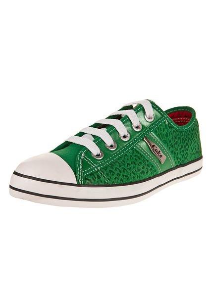 Zapatilla Verde Coca-Cola Shoes Los Angeles Onca New