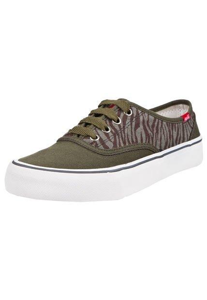 Zapatilla Verde Coca-Cola Shoes Moss
