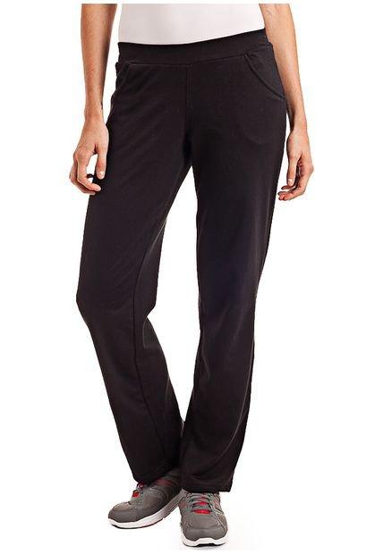 Pantalon Negro Darling Rustico