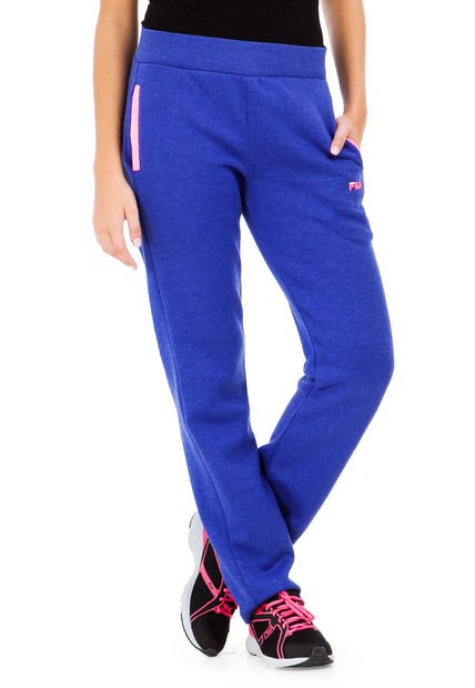 Pantalon Azul Fila New Smile