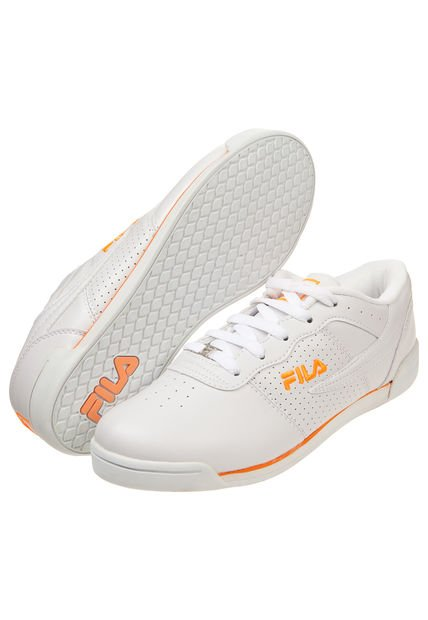 Zapatilla Blanca Fila F-13 Low