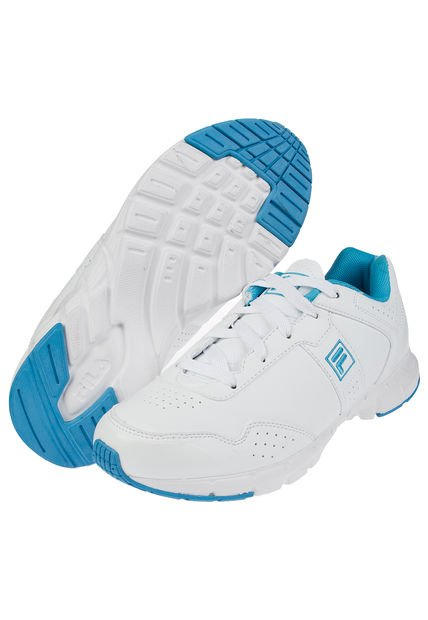 Zapatilla Blanca Fila Run Classic Ii W