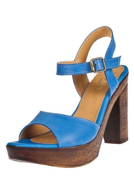 Sandalia Azul Fionna Maga