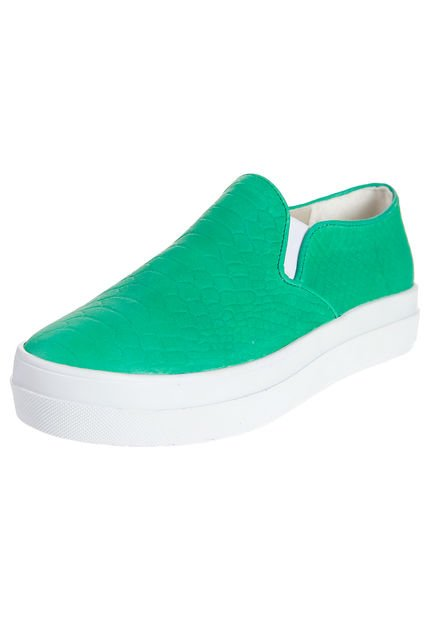 Pancha Verde Foglia Cal