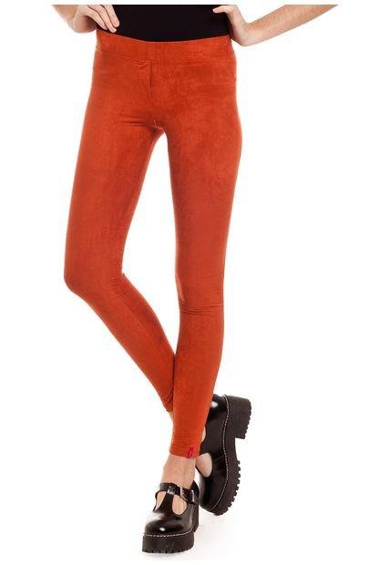Legging Naranja Hendy Palermo