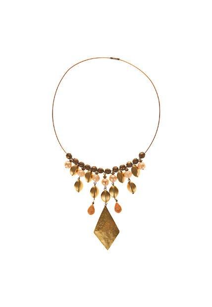 Collar Oro Cleo Ilula