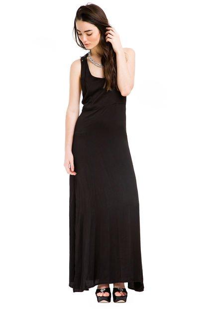 Vestido Negro Inversa