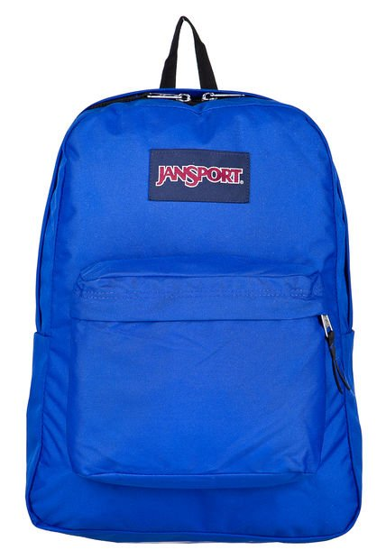 Mochila Azul JanSport Superbreak