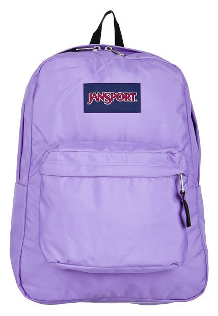 Mochila Lila JanSport Superbreak
