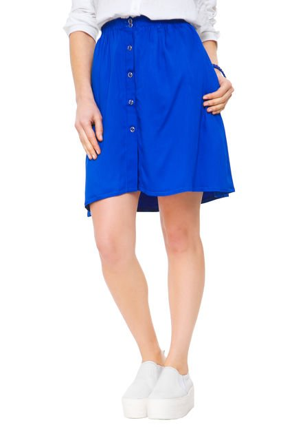 Falda Azul Jimezares Dufa
