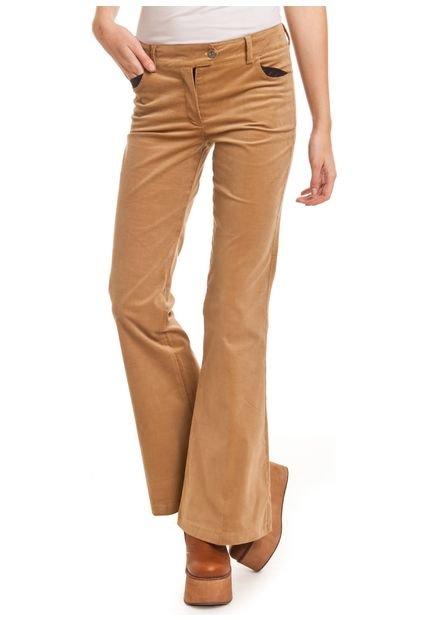Pantalon Camel Jimezares Ketterly