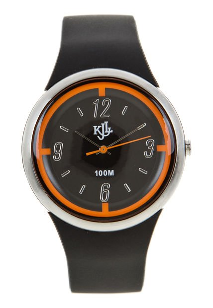 Reloj Negro Kevingston