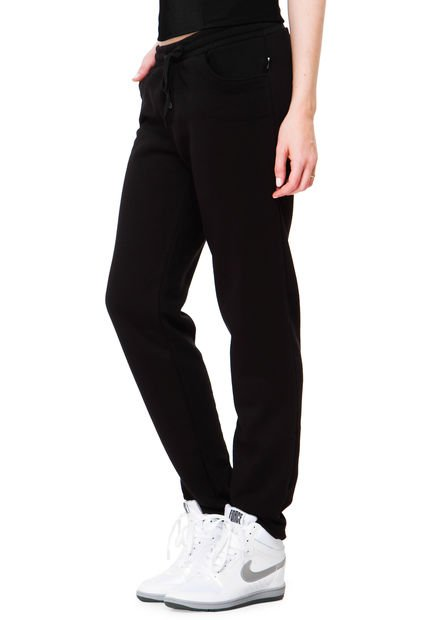 Pantalon Negro Key Whoss Glyn