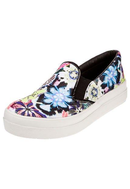 Pancha Multicolor Kiazalla Flores