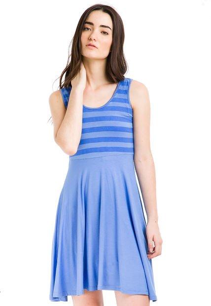 Vestido Azul Kill Vishi
