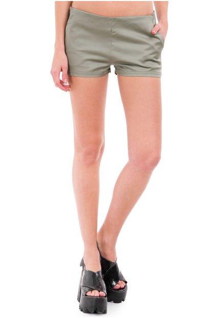 Short Verde Koxis Beryl