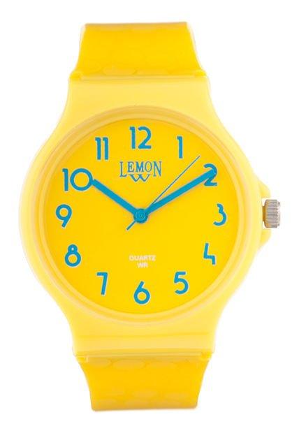 Reloj Amarillo Lemon