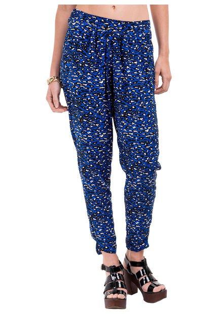 Pantalon Azul Los Buhitos Cindy