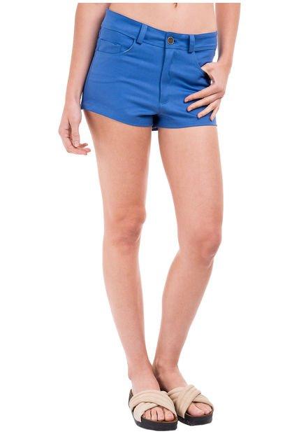 Short Azul Los Buhitos Jane