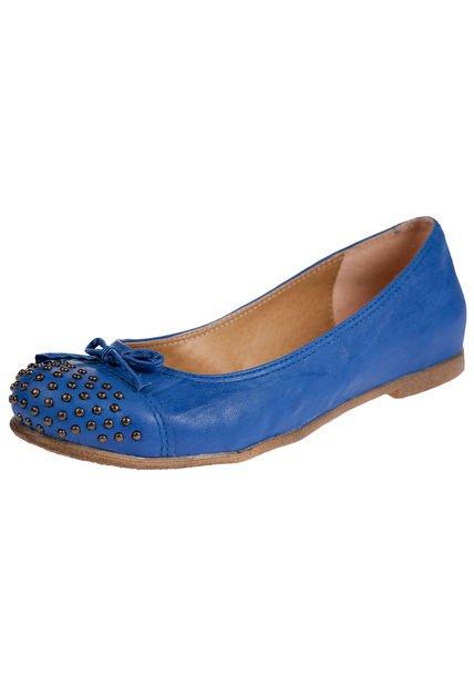 Balerina Azul Luna Chiara con Microtachas